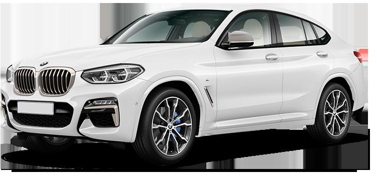 BMW X4, Москва