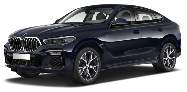 BMW X6, Москва