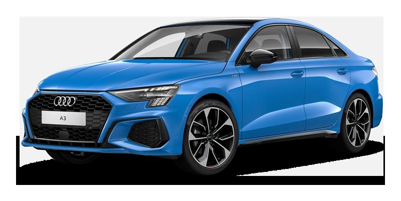 Новый Audi  A3 Sedan