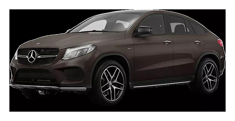 Mercedes-Benz GLE купе