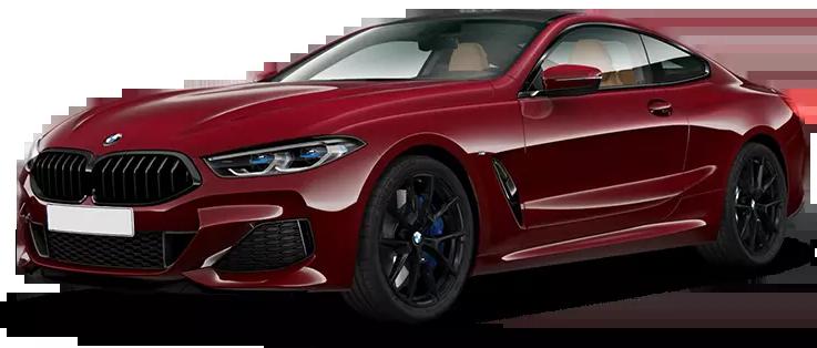 BMW 8 серия Coupe