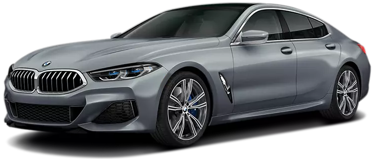 BMW 8 серия Gran Coupe
