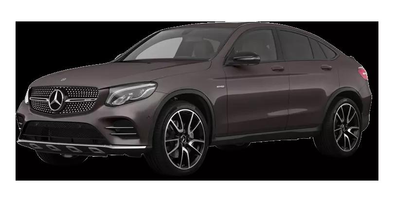 Mercedes-Benz GLC 43 AMG купе