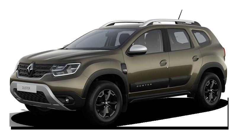 Renault Duster 1.3 (150л.с.) 5CVT AWD <br>г. Новосибирск