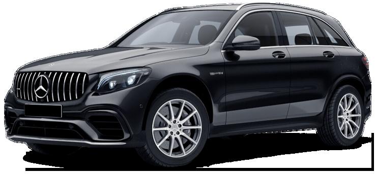 Mercedes GLC-Class, Москва