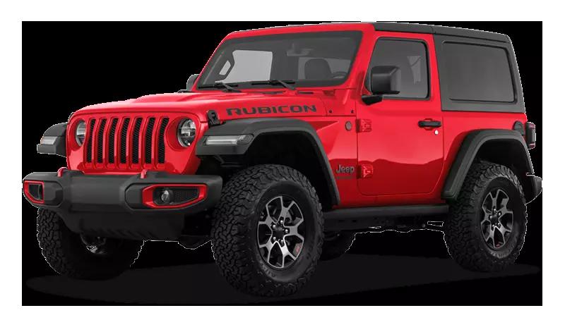 Jeep Wrangler 3D