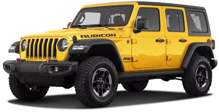 Jeep Wrangler 5D