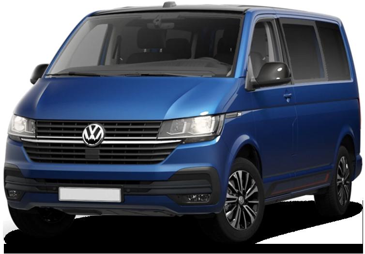 Новый Volkswagen  Transporter Kombi