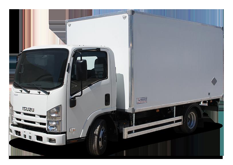 Isuzu ELF 3.5 Long изотермический фургон