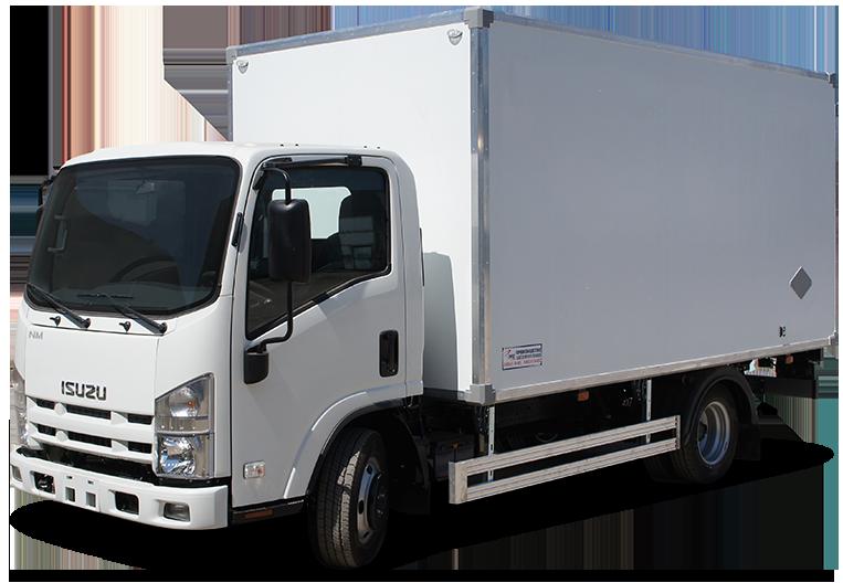 Isuzu ELF 3.5 Short изотермический фургон
