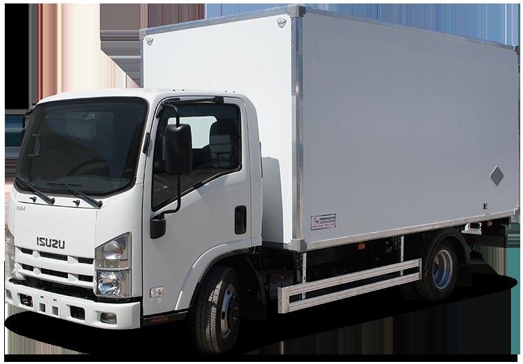 Isuzu ELF 9.5 Long изотермический фургон