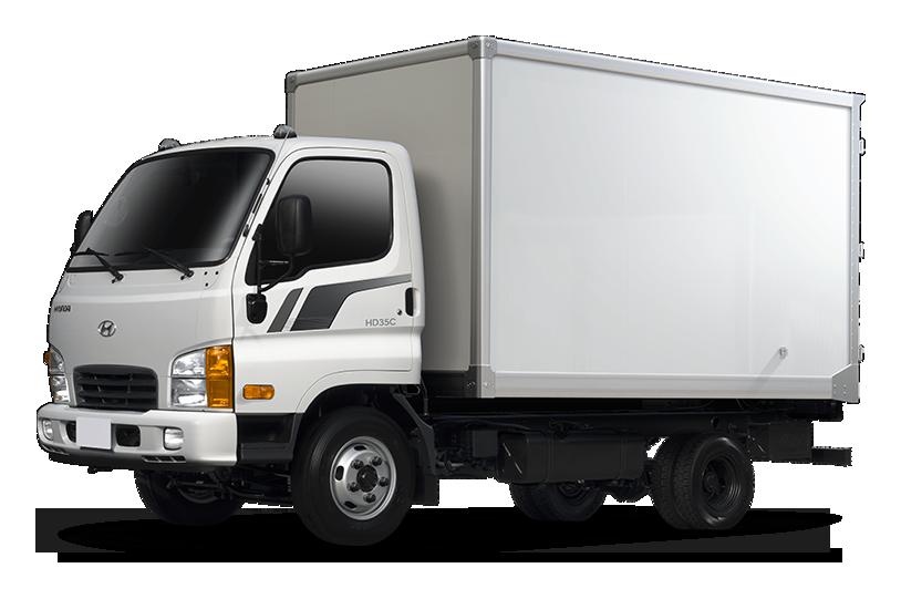 Hyundai HD35 City изотермический фургон