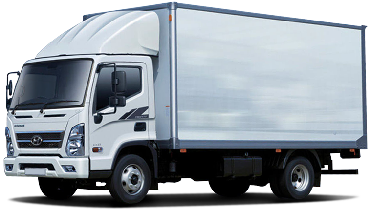 Hyundai Mighty EX9 промтоварный фургон
