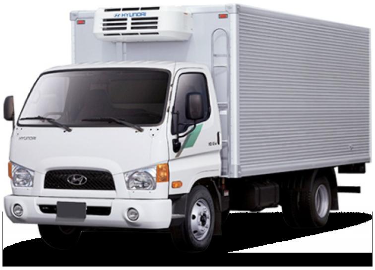 Hyundai HD78 рефрижератор