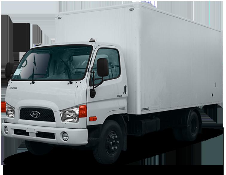 Hyundai HD78 изотермический фургон