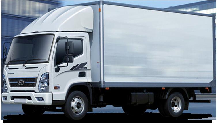 Hyundai Mighty EX9 изотермический фургон