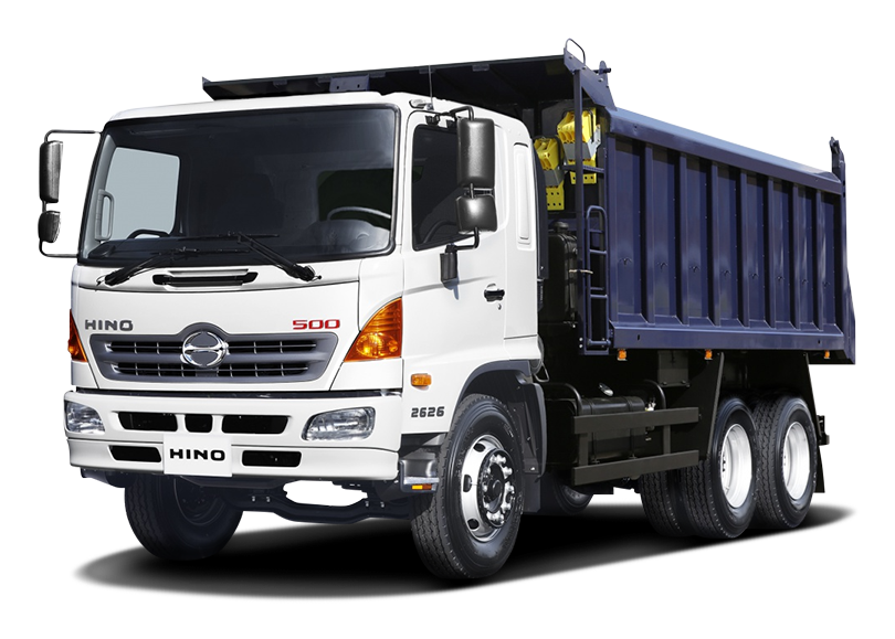 HINO 500 (12 тонн) цельнометаллический фургон