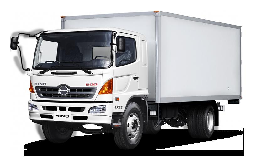 HINO 500 (12 тонн) изотермический фургон