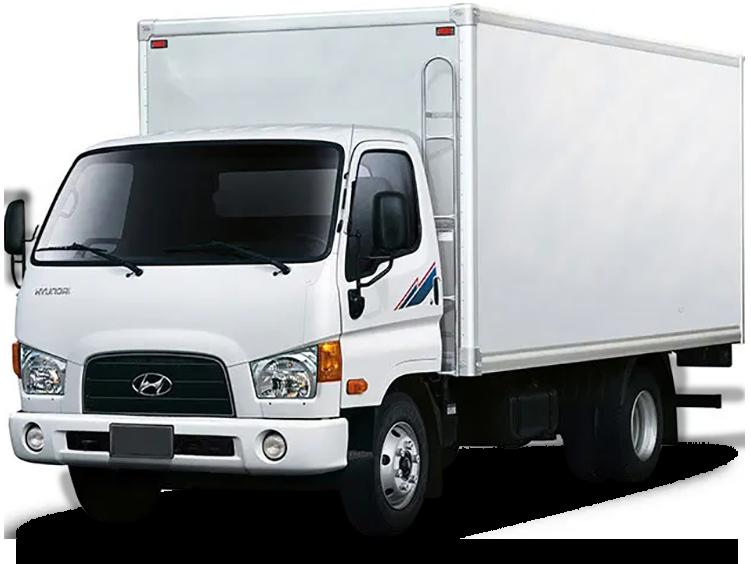 Hyundai HD35 изотермический фургон