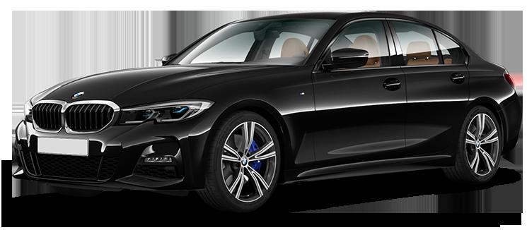 BMW 3-series, Москва
