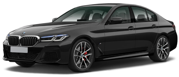 BMW 5-series, Москва