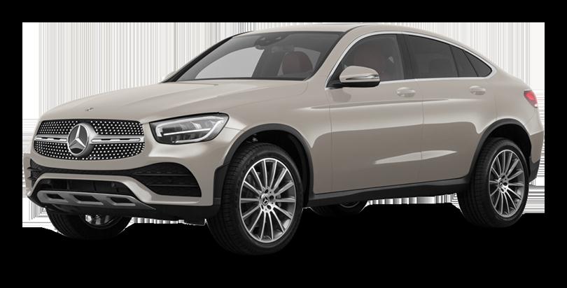 Mercedes-Benz GLC купе