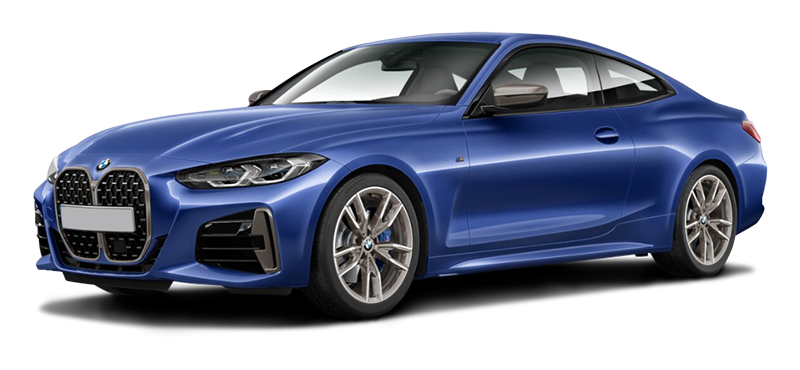 BMW 4 серия Coupe