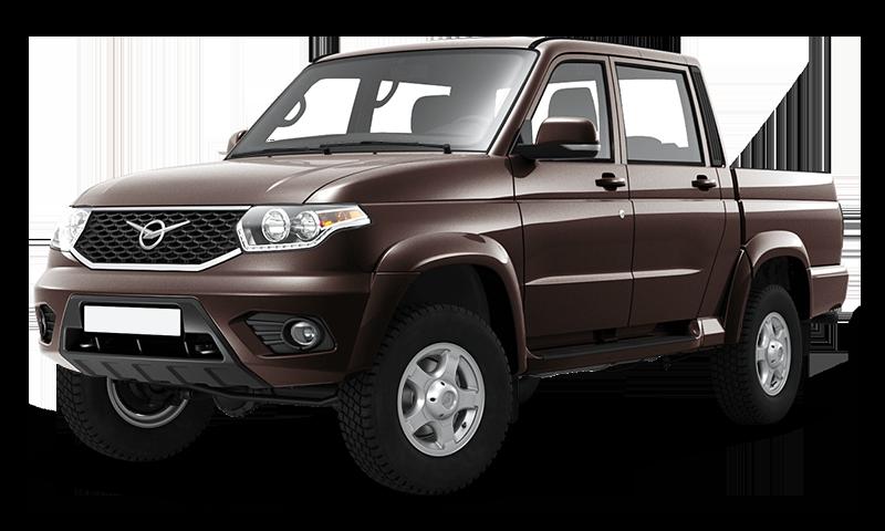 UAZ Pickup