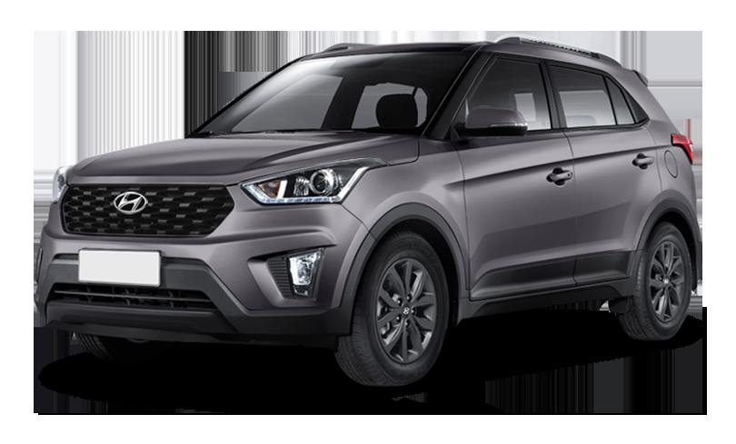 Hyundai Creta 2.0 (150л.с.) 6AT AWD <br>г. Санкт-Петербург