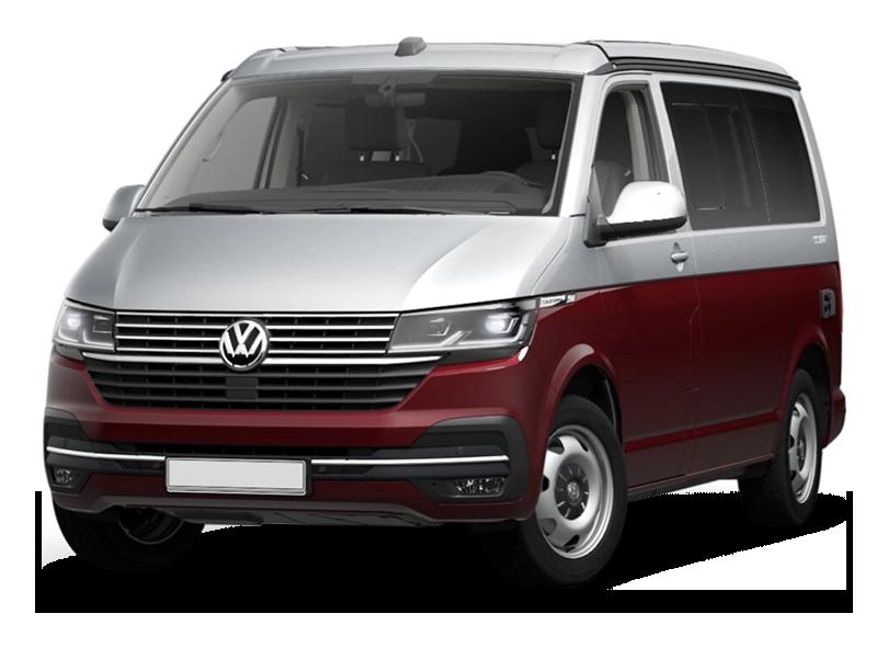 Новый Volkswagen  California