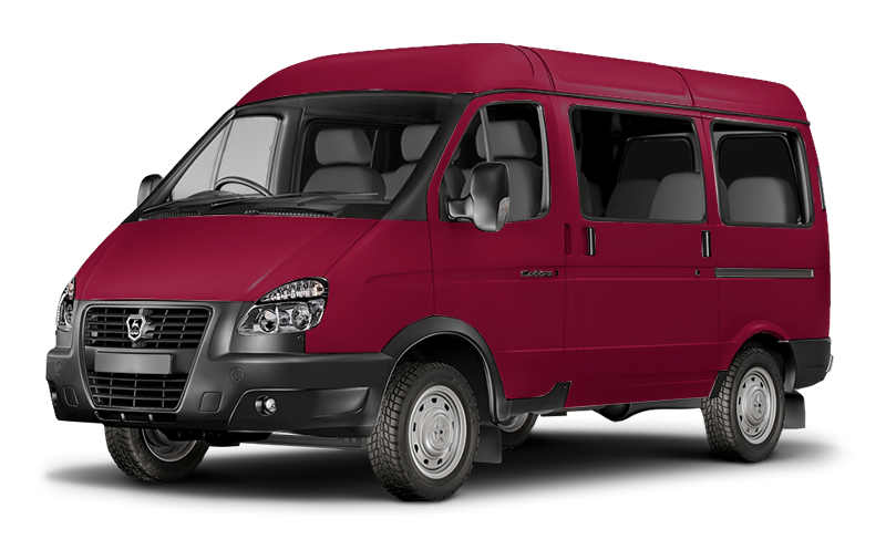 GAZ Соболь Бизнес (автобус)