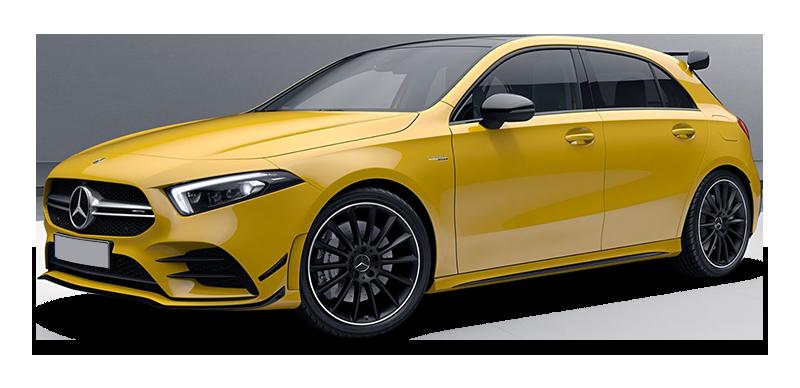 Mercedes-Benz AMG A-Класс хэтчбек