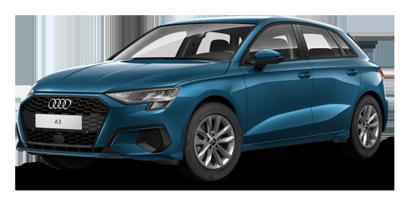 Новый Audi  A3 Sportback