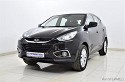 Hyundai ix35 I • Внедорожник • 2013