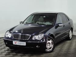 Mercedes-Benz C-Класс II (W203) • Седан • 2003