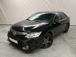 Toyota Camry VII (XV50) Рестайлинг • Седан • 2015