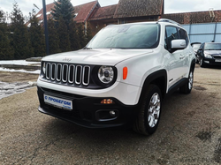 Jeep Renegade I • Внедорожник • 2015