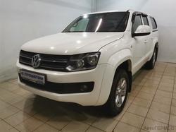 Volkswagen Amarok I • Пикап • 2012