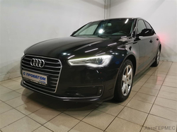 Audi A6 IV (C7) Рестайлинг • Седан • 2016